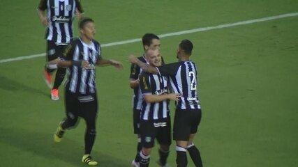 Assista aos gols da vitória do Figueirense sobre o Brusque