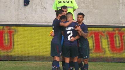 Os gols de Fluminense 2 x 1 Cabofriense pelo Campeonato Carioca