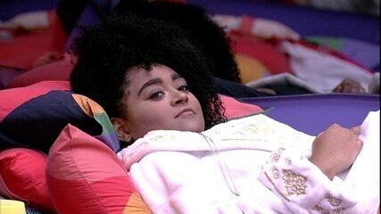 Rízia chama Paula de barraqueira e fala: 'Você quem gosta de Jogo da Discórdia'