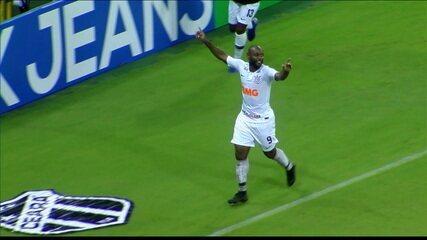 Melhores momentos de Ceará 1 x 3 Corinthians pela Copa do Brasil