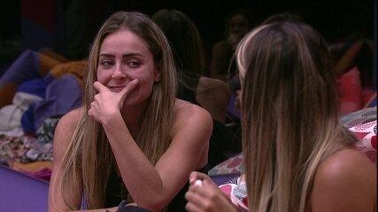 Paula elogia Gabriela: 'A nossa nova rainha'