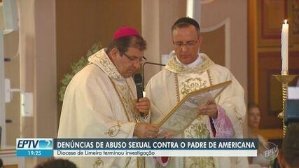Diocese de Limeira termina de ouvir depoimentos sobre o caso do padre de Americana
