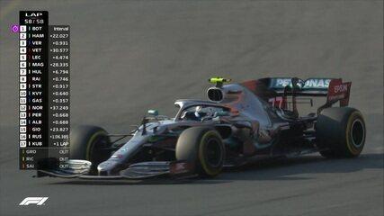 Bottas recupera a melhor volta no fim e vence o GP da Austrália