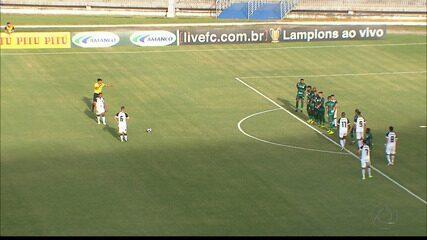 Confira como foi a vitória do Botafogo-PB sobre o Altos pela Copa do Nordeste
