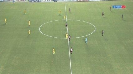Melhores momentos de Oeste 1 x 1 Mirassol pela 12ª rodada do Campeonato Paulista