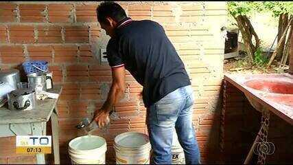 Problema se repete e moradores de Dueré reclamam da falta de água