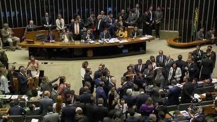 Câmara aprova PEC do orçamento do Governo Federal