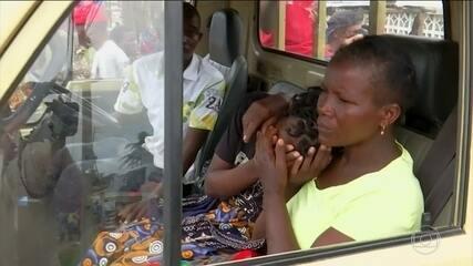 Moçambique confirma cinco primeiros casos de cólera desde a passagem do ciclone