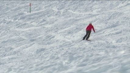 Conheça a estação de esqui mais procurada pelos turistas na Suíça