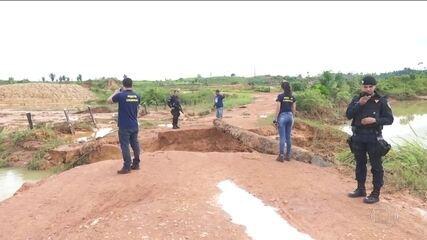 MP instaura ação civil pública para apurar rompimento de barragens em Rondônia
