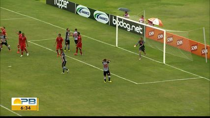CRB e Botafogo-PB ficam no empate sem gols, e ambos avançam ao mata-mata do Nordestão