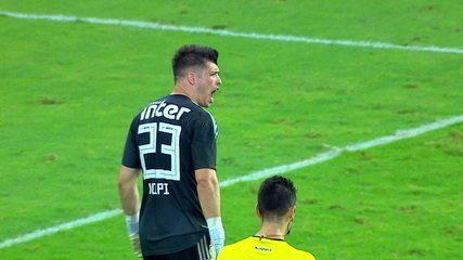 Os pênaltis de Palmeiras 0 (4x5) 0 São Paulo pela semifinal do Campeonato Paulista