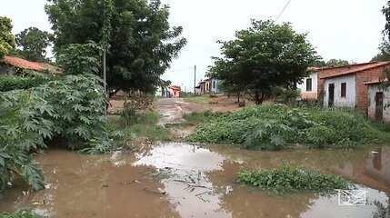 Codó entra em alerta para os riscos de enchentes