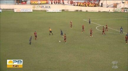Veja como o Campinense passou pelo Atlético-PB e chegou à final do Paraibano