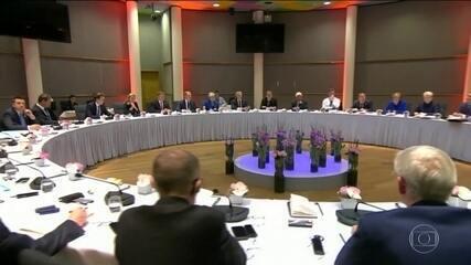 União Europeia aprova adiamento da data de separação do Reino Unido