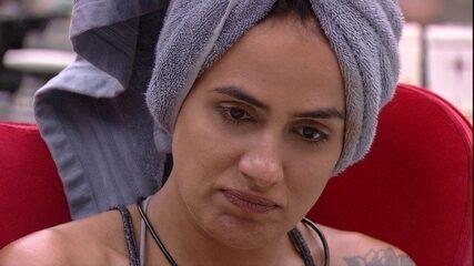 Carolina questiona após desclassificação de Hariany: 'E se fosse a campeã?'