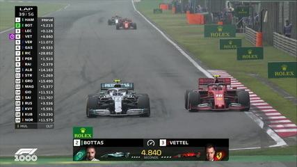 Melhores momentos do GP da China de Fórmula 1