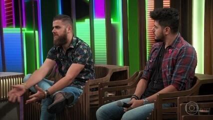 Zé Neto & Cristiano falam sobre agenda lotada de shows