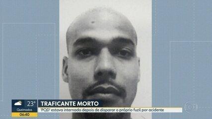 Traficante morre no Hospital Penitenciário