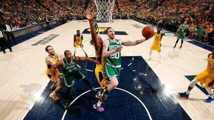 Melhores momentos: Boston Celtics 110 x 106 Indiana Pacers, pela NBA