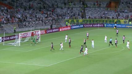 Melhores momentos de Atlético-MG 0 x 1 Nacional (URU), pela Copa Libertadores