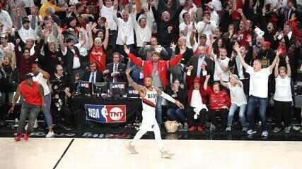 Melhores momentos: Oklahoma City Thunder 115 x 118 Portland Trail Blazers pela NBA
