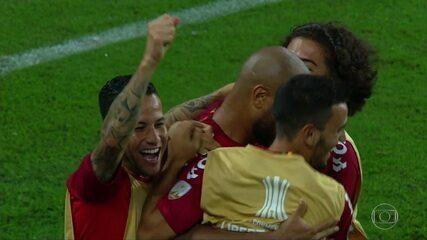 Melhores momentos: Alianza Lima 0 x 1 Internacional pela Libertadores