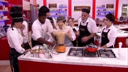 'Falha Nossa do Louro' entrega erros de gravação envolvendo comida