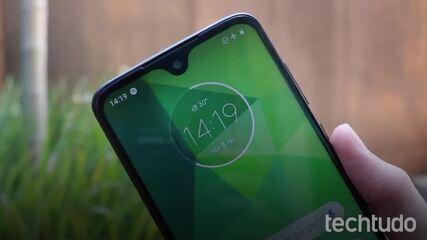 Moto G1 vs Moto G7: comparamos as versões do famoso celular da Motorola