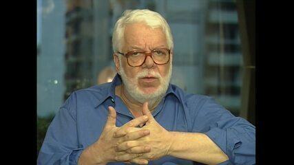 Reveja entrevista com Manoel Carlos sobre 'Por Amor' na época
