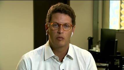 'Brasil é exemplo de cuidado com o meio ambiente', diz ministro Ricardo Salles