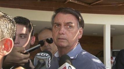 Bolsonaro volta a defender veto à propaganda do Banco do Brasil