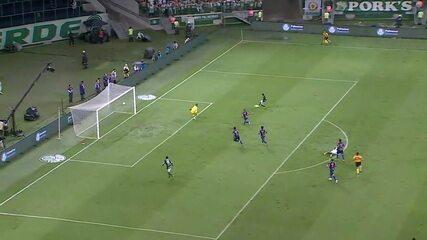 Melhores momentos: Palmeiras 4 x 0 Fortaleza pela 1ª rodada do Brasileirão 2019