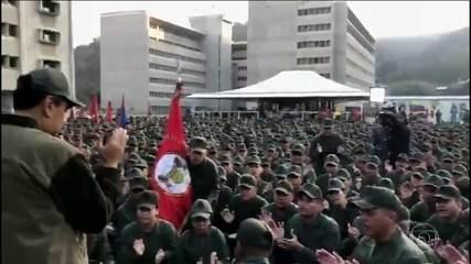 Quatro pessoas morreram em dois dias de protestos na Venezuela
