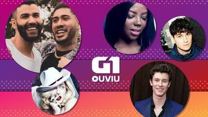 Shawn Mendes, Madonna e dois duetos bem brasileiros estão no G1 Ouviu