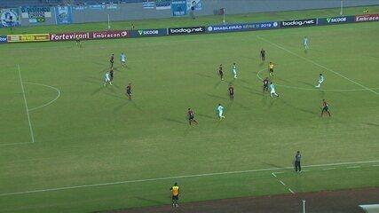 Melhores momentos: Londrina 1 x 0 Brasil de Pelotas pelo Brasileiro Série B