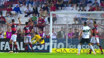 Melhores momentos de Atlético-GO 1x1 Coritiba, pela segunda rodada da Série B