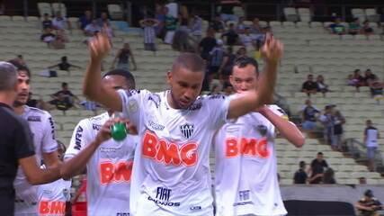 Melhores momentos: Ceará 1 x 2 Atlético-MG pelo Campeonato Brasileiro 2019