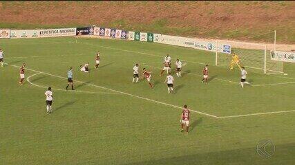 Patrocinense vence o Operário-MS e estreia com vitória em casa na Série D