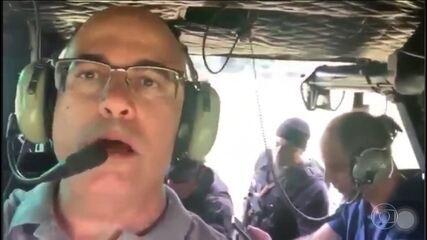 Presidente da Comissão de Direitos Humanos da Alerj denuncia o governador do Rio à ONU