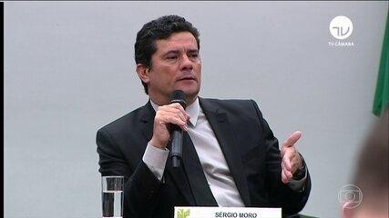 Permanência do Coaf no Ministério da Justiça é estratégica, diz Moro