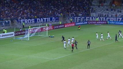 Melhores momentos: Cruzeiro 1 x 2 Emelec pela Libertadores