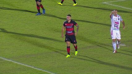 Melhores momentos de Operário-PR 0x0 Oeste, pela terceira rodada da Série B do Brasileiro