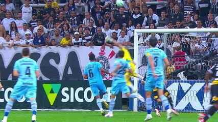 Melhores momentos: Corinthians 0 x 0 Grêmio pela 4ª rodada do Brasileirão 2019
