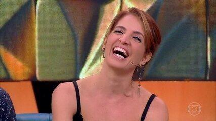 """Famílias de Poliana Abritta e Elba Ramalho contam quais são os """"assuntos proibidos"""""""