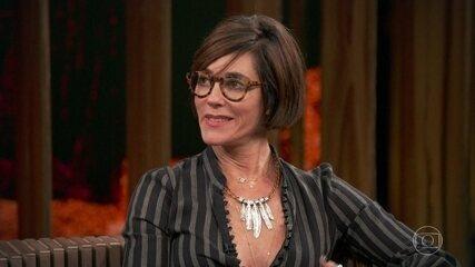Christiane fala sobre primeira protagonista e relembra única vez que contracenou com a mãe