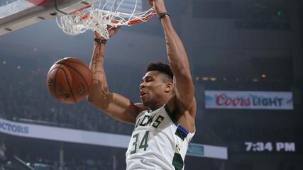 Top 5: Confira as melhores jogadas da rodada de sexta-feira na NBA