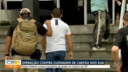 PF prende no Ceará suspeitos de fraude milionária em cassinos nos EUA