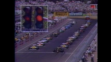 Niki Lauda se despediu da Fórmula 1 no GP da Austrália de 1985