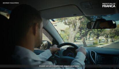 Prefeitura de Franca começa campanha do Maio Amarelo, por um trânsito mais seguro